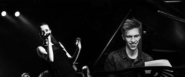 Nordklang Duo p Aarhus Jazz Festival
