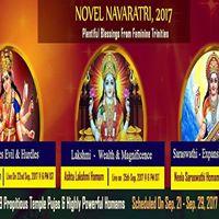 Navaratri 2017 Rituals