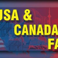 USA &amp Canada Fair in Kolkata