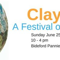 Clay A Festival of Ceramics