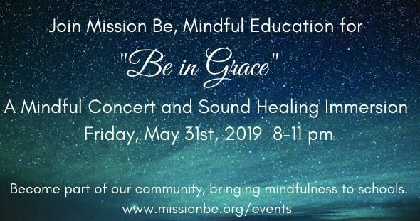 BE IN GRACE A MINDFUL CONCERT AND SOUND HEALING IMMERSION AT GRACE CATHEDRAL