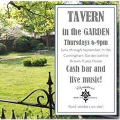 Tavern in the Garden