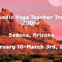 Ayurvedic Yoga Teacher Training - Sedona AZ