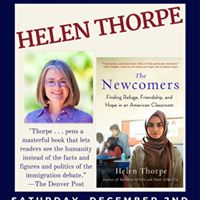 Reading and Signing with Helen Thorpe