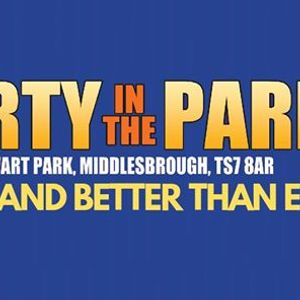 Party in the Park Middlesbrough 2019