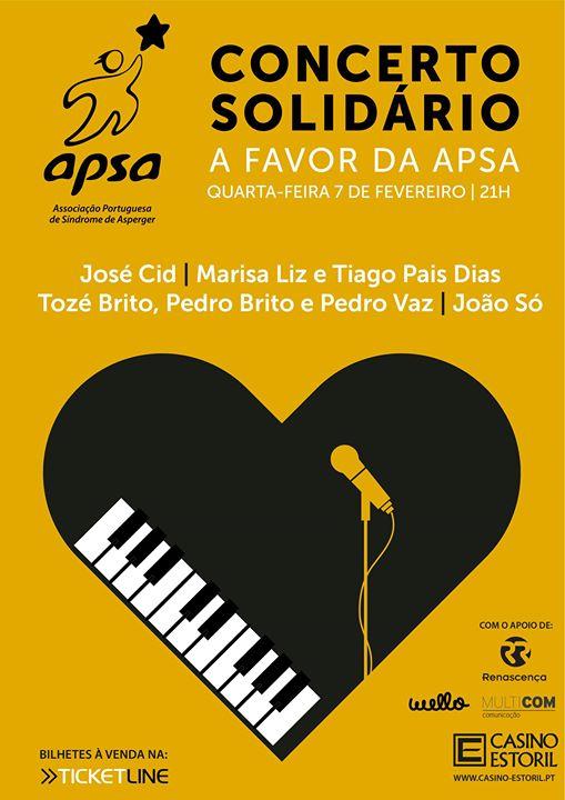 Concerto Solidrio APSA