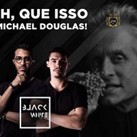 AMANH Sbado  &quotIh Que Isso MICHAEL DOUGLAS&quot  After Lowcura