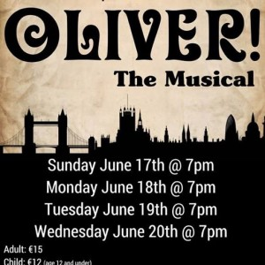 Theatre Box presents Oliver the Musical