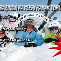 Ylbanda Kayseri Kayak Turu