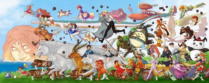 Studio Ghibli Movie Quiz
