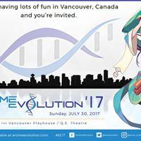 Anime Evolution 2017