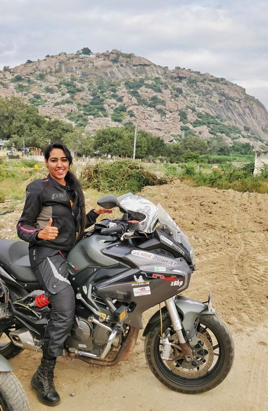 India to Australia on Bike - A Talk by Candida Louis