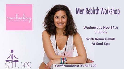 Men Rebirth Workshop