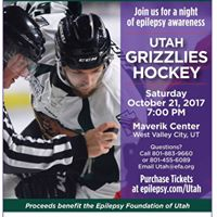 Epilepsy Awareness Hockey Game