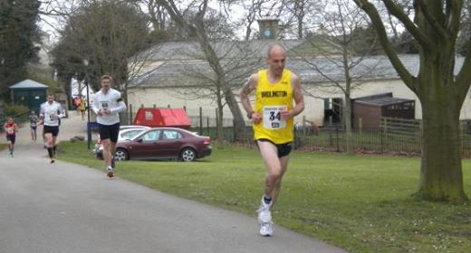 The Bridlington Easter 5 Mile Dash