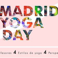 Madrid Yoga Day