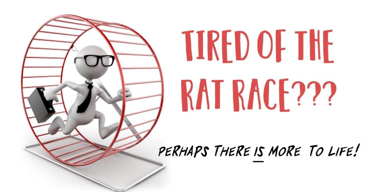 Real Estate Seminar Escape the Rat Race