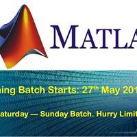 Matlab Basics &amp Advanced Training
