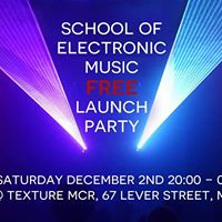 School of Electronic Music Free Launch Party