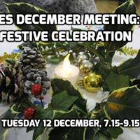 EES December Meeting Festive Celebration