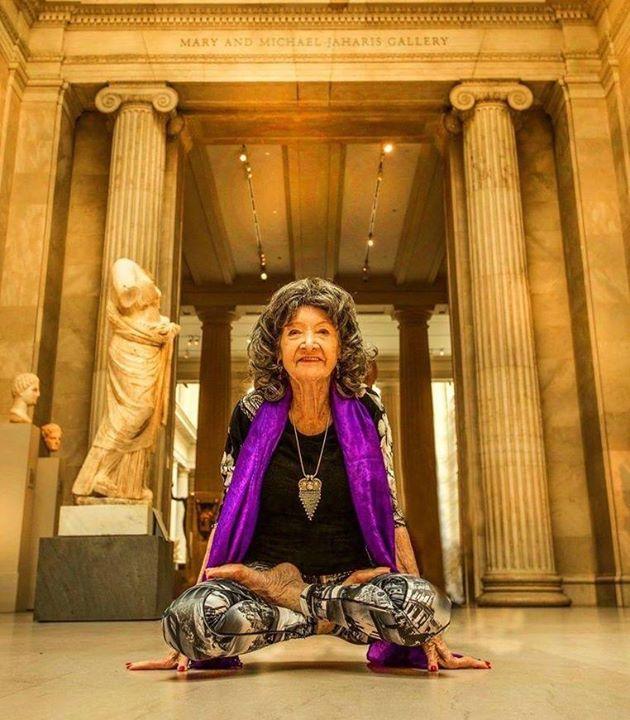 Yoga Retreat By Tao Porchon Lynch