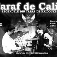 Taraf de Caliu - ABY STAGE BAR