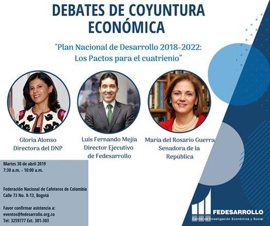 Debates De Coyuntura Econmica.