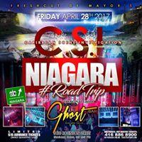 CSI Niagara RoadTrip