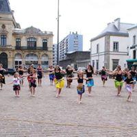Flashmob Cherbourg Ori Tahiti 2017