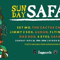 Sunday Safari Set Mo The Cactus Channel Vivi Audun &amp more