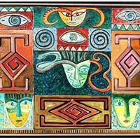 Allan Axelsen er gst hos Kunstnersammenslutningen PRO