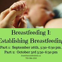 Breastfeeding I Establishing Breastfeeding