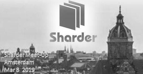 Sharder Conference Event