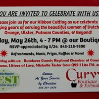Second Anniversary Ribbon Cutting &amp Party