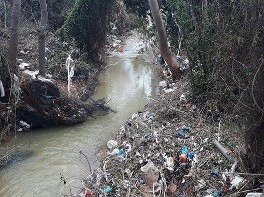 . Clean up of Kladisos River