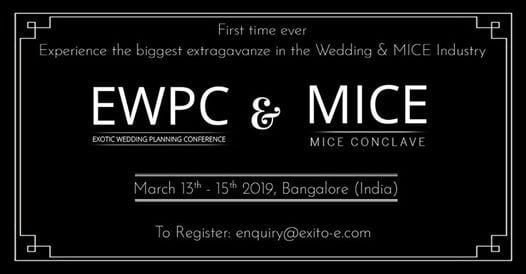 7th Edition Exotic Wedding Planning Conference