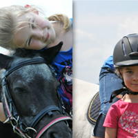 KindertagTag der offenen Tr bei der PonyTruppe Dresden