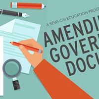 Amending Governing Documents - Southside