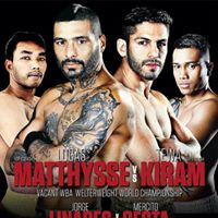 HBO Double Header Matthysse and Linares Headline.