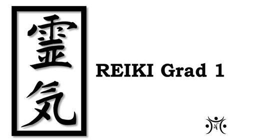 Reiki Grad 1 -ffnung des Reiki-Kanals krperlicher Bereich