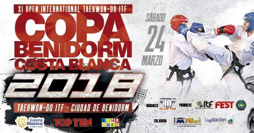 XI Open Internacional Copa Benidorm CostaBlanca 2018