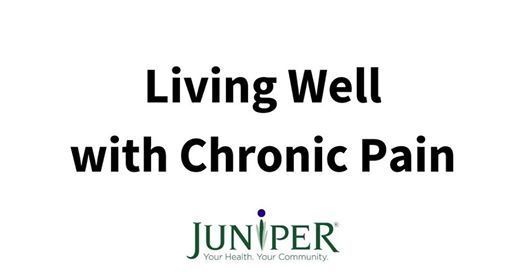 Living Well with Chronic Pain 6 week workshop