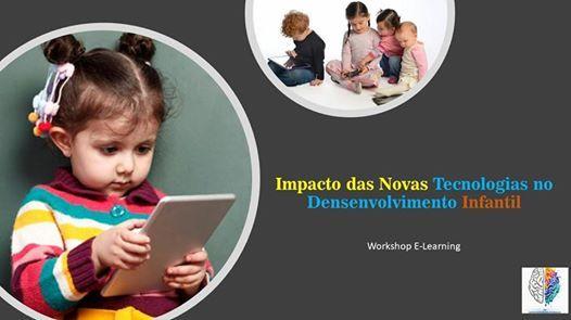 Impacto das Novas Tecnologias no Desenvolvimento Infantil