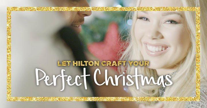 A festive night to remember with Hilton London Metropole