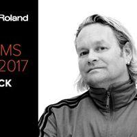 V-Drums Workshop mit Dirk Brand
