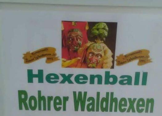 Hexenball der Rohrer Waldhexen