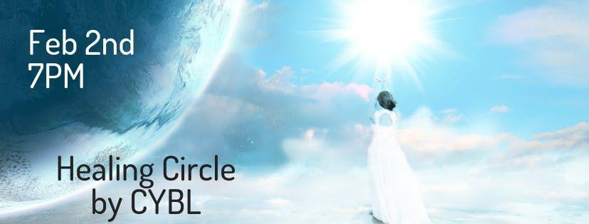 Energy Healing & Meditation Circle with CYBL with Spiritual Tech