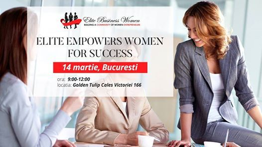 ELITE Empowers Women for Success