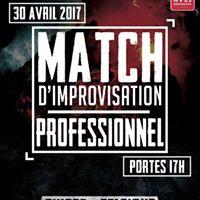 Match Pro 2017  Suisse - Belgique