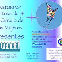 Asturias Crculo de las Mujeres Presentes. Sbado 28 de octubre